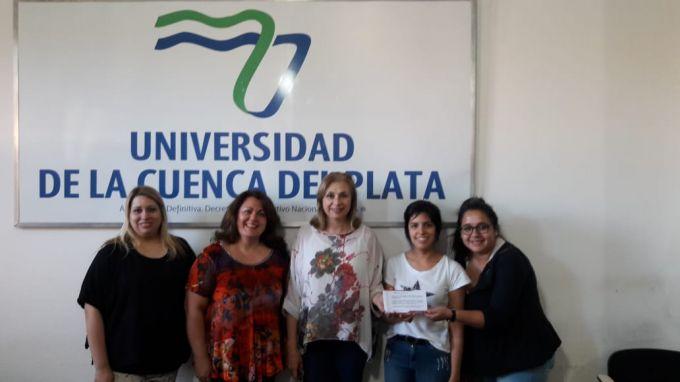 Charla de Inclusión laboral de personas con discapacidades: normativa y limitaciones en la Universidad de la Cuenca del Plata