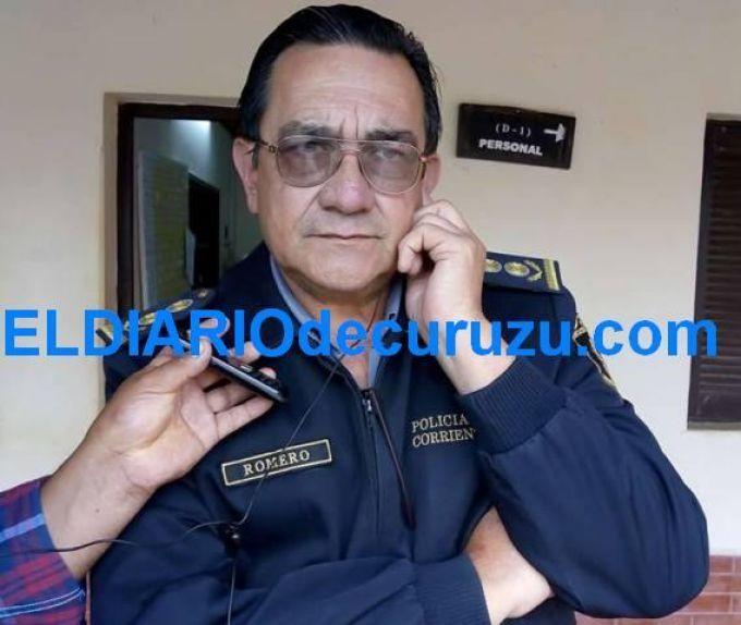 La policía de Corrientes procedió a la detención de personas y varios allanamientos en simultáneo