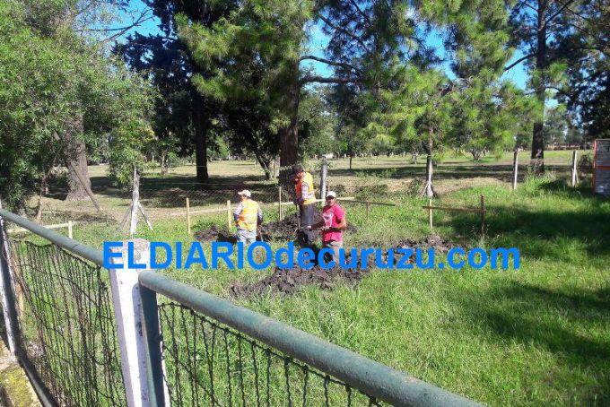 El Banco Nación comenzó con las obras de extensión de cajeros hacia los Barrios de INVICO