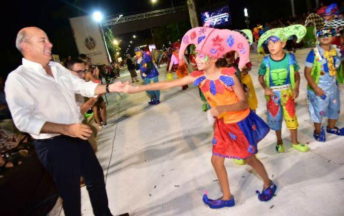 """Canteros: """"Los carnavales barriales son sinónimo de tradición y trabajo familiar"""""""