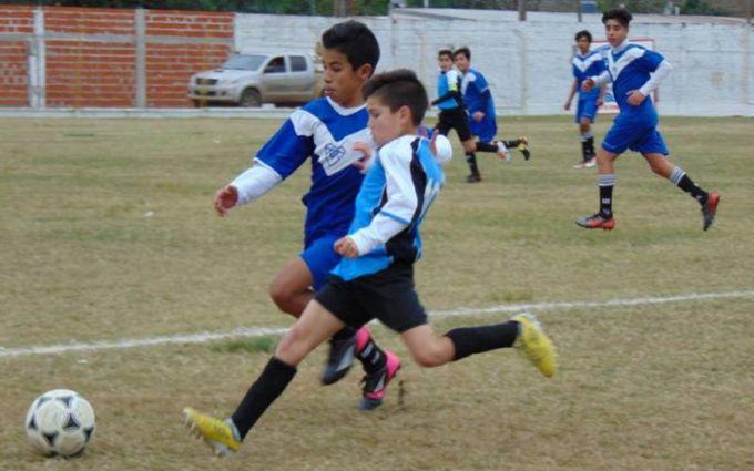 Con la Séptima División comienza el fútbol oficial en nuestra ciudad