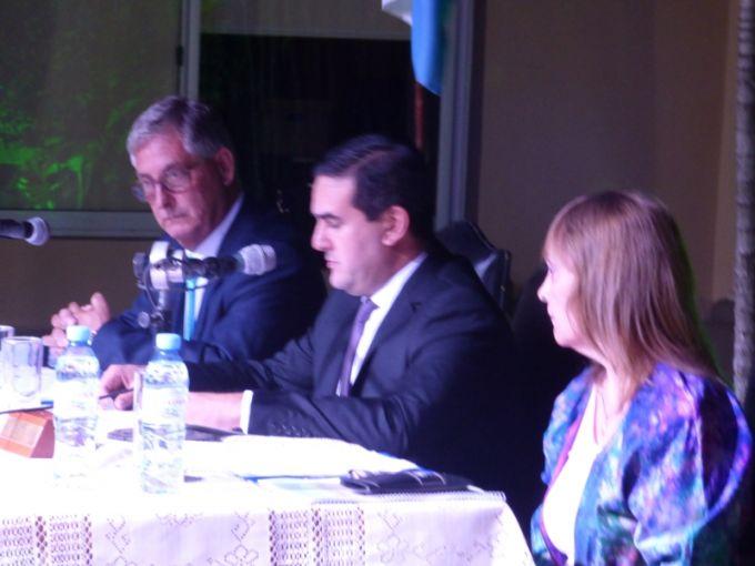 El Intendente José Irigoyen dejó inaugurado el período de sesiones ordinarias del HCD