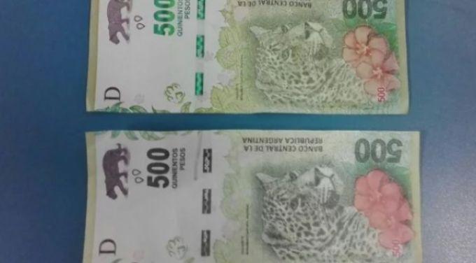 Fidel Romero alertó a la ciudadanía por la circulación de billetes falsos