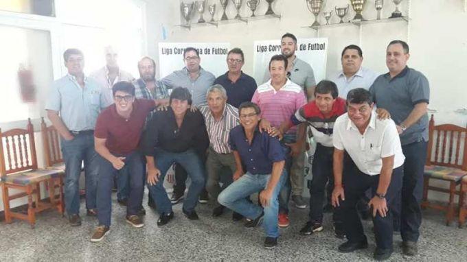 Presidentes de las 14 ligas apoyan por unanimidad la continuidad de Corradini