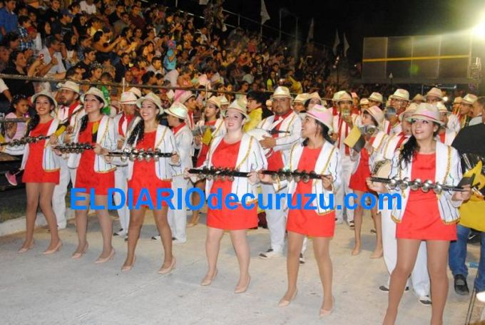 Tová Ra Angá es la gran ganadora del Carnaval Curuzucuateño 2019