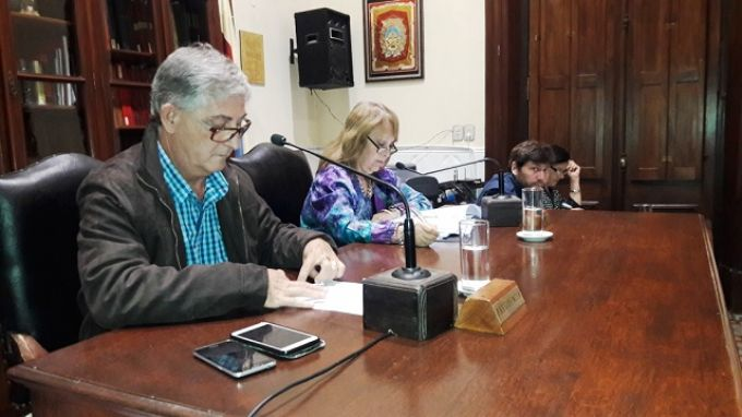 Nueva sesión del Concejo Deliberante