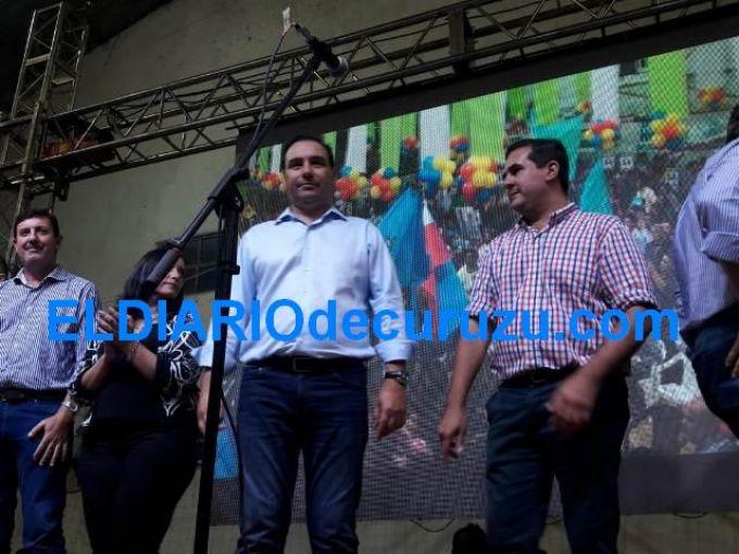 Multitudinario acto de ECO en su lanzamiento de campaña en nuestra ciudad