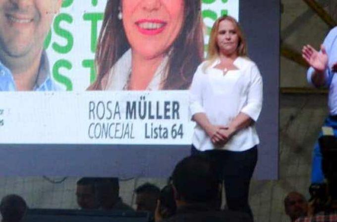 """Mariel Naya Irigoyen: """"La gente va a acompañar al equipo de Jose Irigoyen"""""""