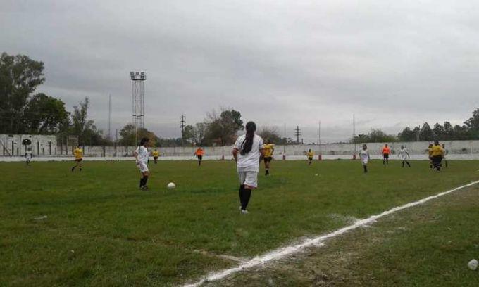El domingo se disputará la 2da fecha del fútbol femenino