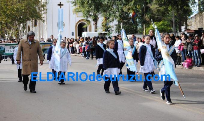 Una multitud se hizo presente en el 209º Aniversario de la Revolución de Mayo
