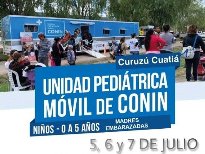Unidad Pediátrica Móvil llegará a la ciudad la primera semana de julio
