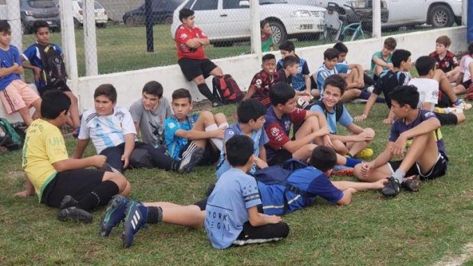 """""""Cazadores de Talentos"""" del Club River Plate estuvieron en nuestra ciudad"""