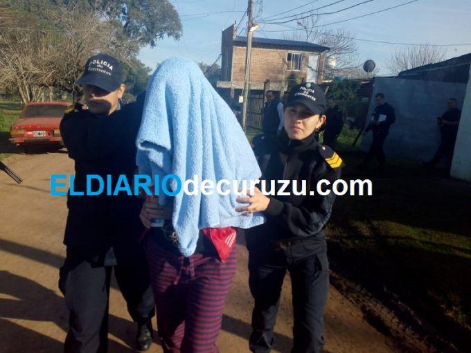 Tres detenidos y allanamientos en nuestra ciudad y en la provincia de Córdoba por un violento robo