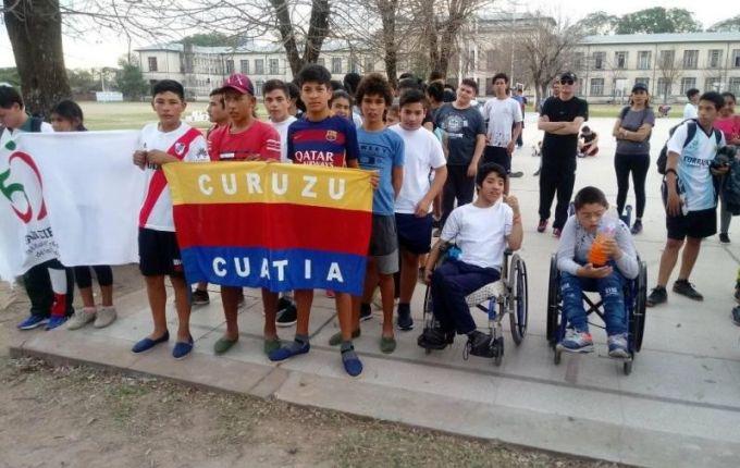 Tres chicos de la Escuela Especial Nº 7 Dr. Juan Balestra clasificados al Nacional