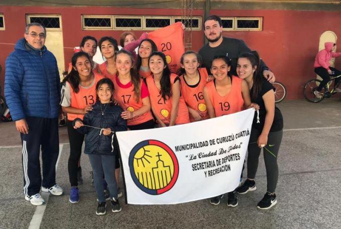 El Relámpago Y Pucará campeones del Torneo Promocional de Handball