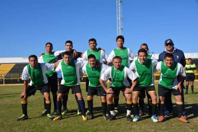 Curuzú Cuatiá avanzó a la siguiente ronda del Torneo Provincial de fútbol de la Policía de Corrientes