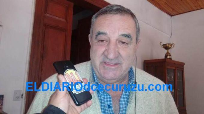 """El curuzucuateño """"Tito"""" Ordenavia estará presente en el Mundial de Basquet China 2019"""