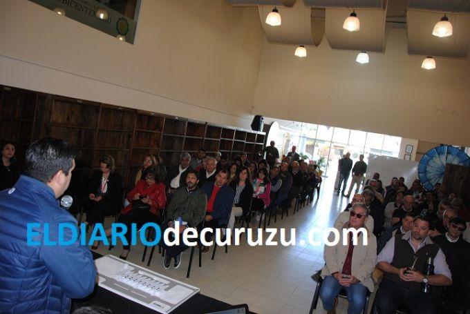 Se realizó la audiencia por la nueva terminal de ómnibus