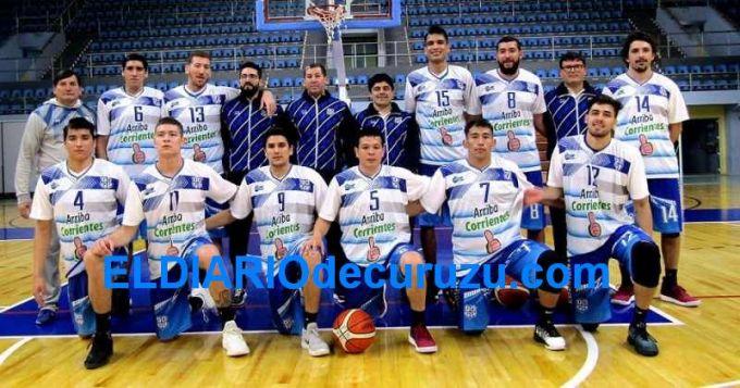 Corrientes cayó ante Buenos Aires en el debut del Torneo Mayores Masculino 2019