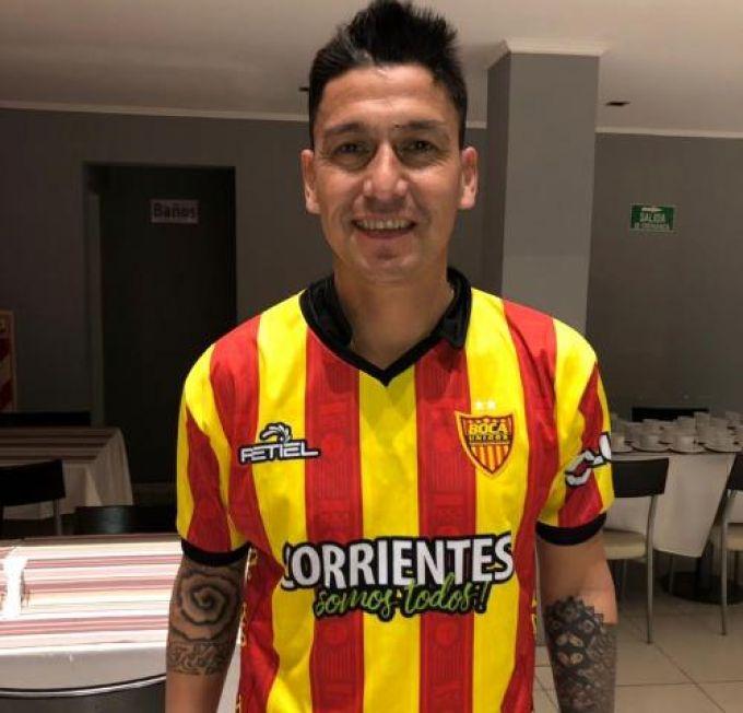 Boca Unidos sumó al histórico Caneo