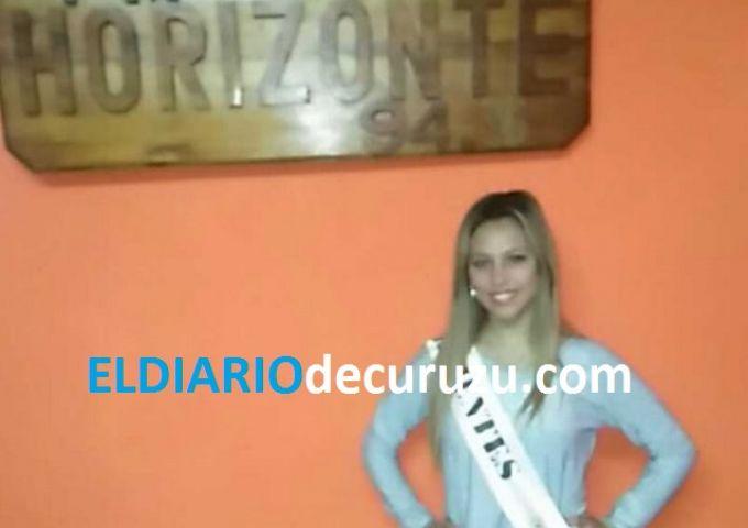 Sofia Dominiconi representará a Corrientes en Señorita Independencia