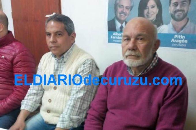 "Lalo Domínguez: ""Renovación a las esperanzas de todos"""