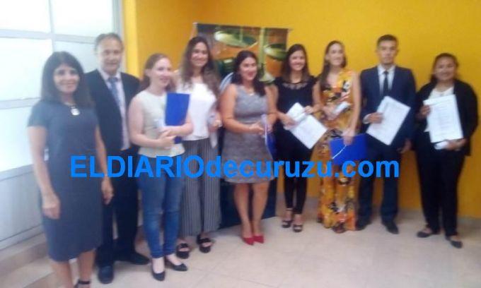 Juraron siete nuevos profesionales en el Colegio de Abogados de nuestra ciudad