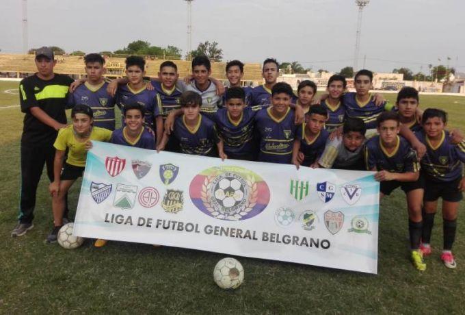 El Club Deportivo Patita, despide el año junto a todos sus jugadores y familiares