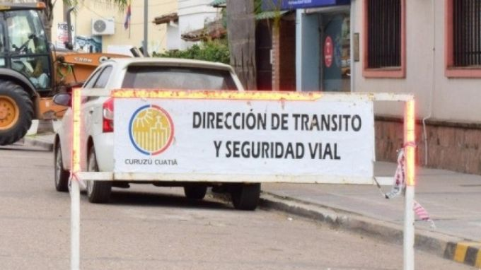La Dirección de Tránsito presentó su informe anual de gestión