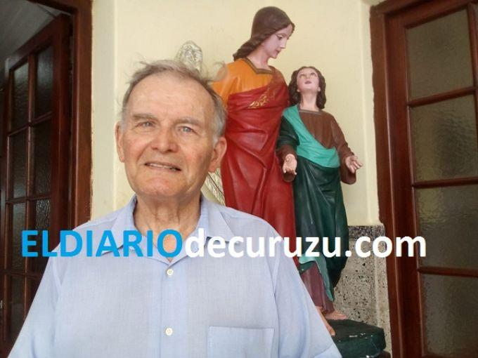 El Padre Sergio Gon y una tarea memorable en su lucha por los problemas sociales en la comunidad