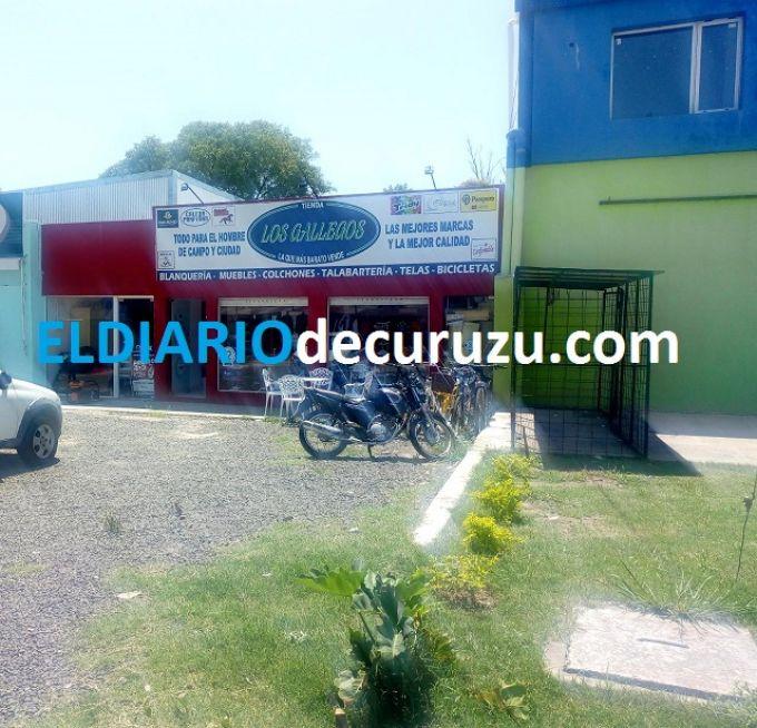 """Ingresaron y robaron en Tienda """"Los Gallegos"""" en los Barrios de INVICO"""