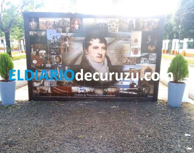 Colocarán en la ciudad señaletica en referencia a la importancia del paso del Gral. Belgrano en Curuzú Cuatiá