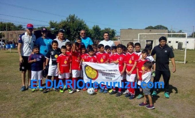 Secretaría de Deportes: Este viernes habrá encuentro de fútbol entre Curuzú Cuatiá y Sauce