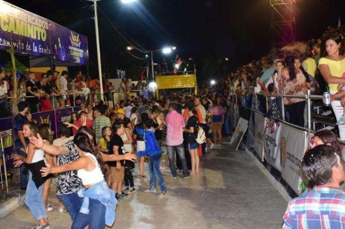Carnavales: con un lleno total sin incidentes y pocos demorados