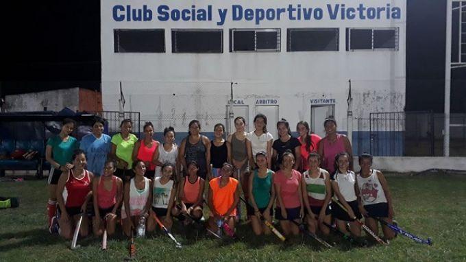 El CSD Victoria Hockey estará participando de un importante torneo