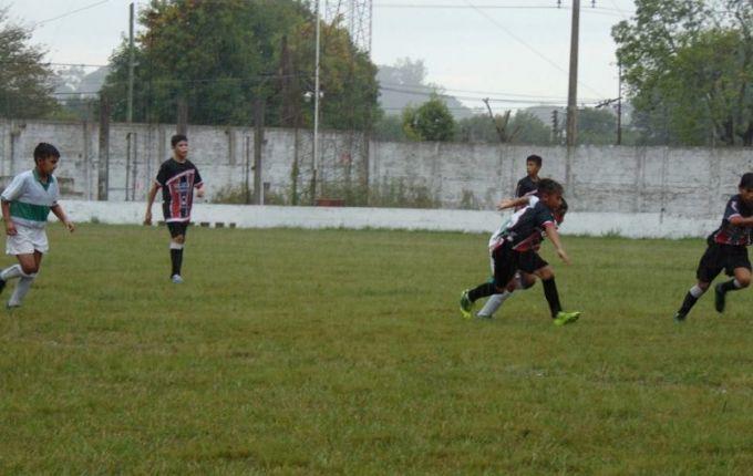 Programación de encuentros de inferiores de la liga de fútbol Gral. Belgrano