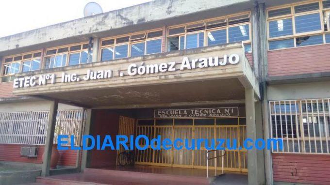 Abierta la inscripción a la Escuela Técnica Ing. Juan José Gómez Araujo