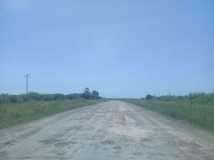 Avanza el proyecto de ocupar mano de obra en la ruta 126