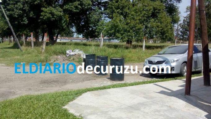Más barricadas en la ciudad para reducir el tránsito en las calles de los barrios