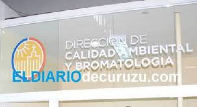 Quintana destacó el trabajo de Bromatología en la prevención del Dengue y Coronavirus