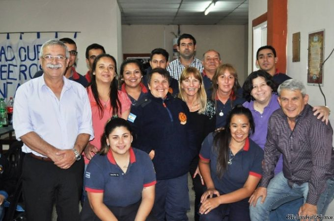 La Asociación Bomberos Voluntarios de Curuzú Cuatiá recibirá un Subsidio