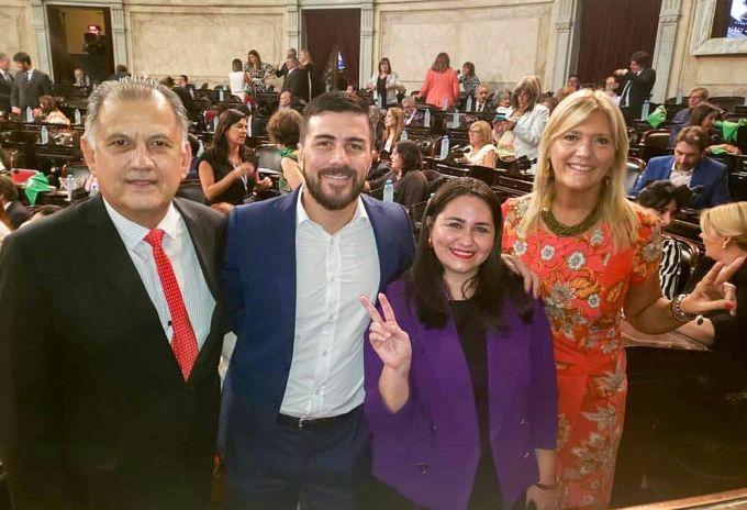 Legisladores nacionales del Frente de Todos destinan fondos para el Hospital Llamo