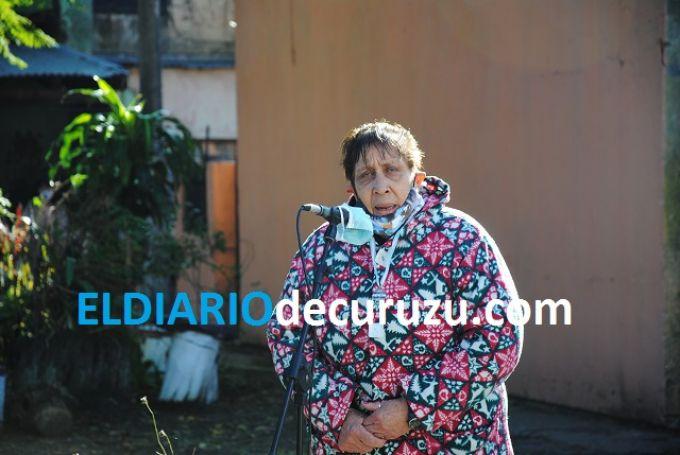 """Delia Meza: """"Esto me dará la posibilidad de tenerlo cerca a mí hijo"""""""