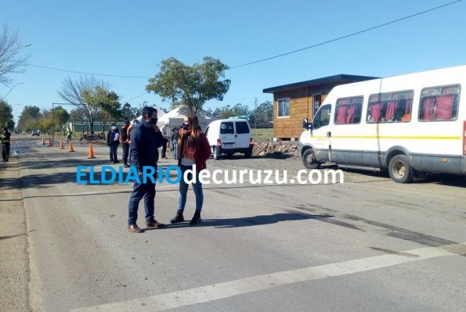 En Curuzú bajaron los hechos delictivos, de accidentes de tránsito y los ingresos al Hospital Civil