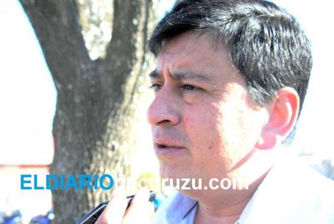 """Juan Ramón Sosa: """"Desde donde me toque estar voy a aportar mi granito de arena"""""""