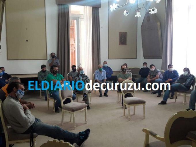 Covid-19: Reforzarán accesos a la ciudad y el municipio escuchó a los transportistas