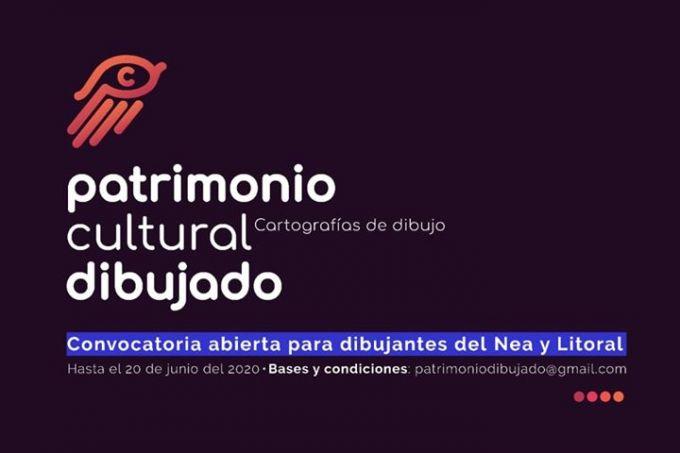 CARTOGRAFÍA DE DIBUJO EN EL NEA Y EL LITORAL • PATRIMONIO CULTURAL