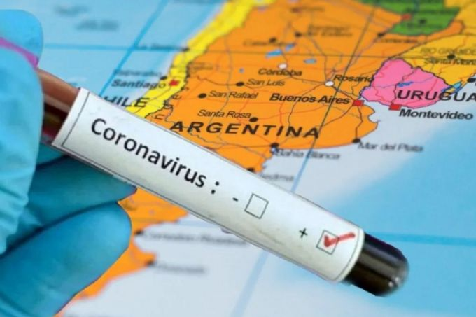 Hoy fueron confirmados 2.667 nuevos casos de COVID-19. Con estos registros, suman 67.197 positivos en el país