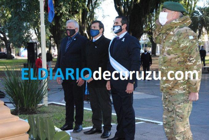 El Subsecretario de Industria de la provincia, Egui Benitez estuvo en del Gobernador Valdés