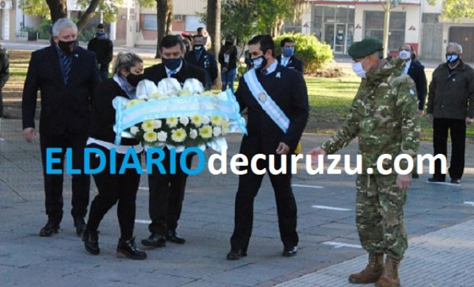 El Subsecretario de Industria de la provincia, Egui Benitez estuvo en representación del Gobernador Valdés